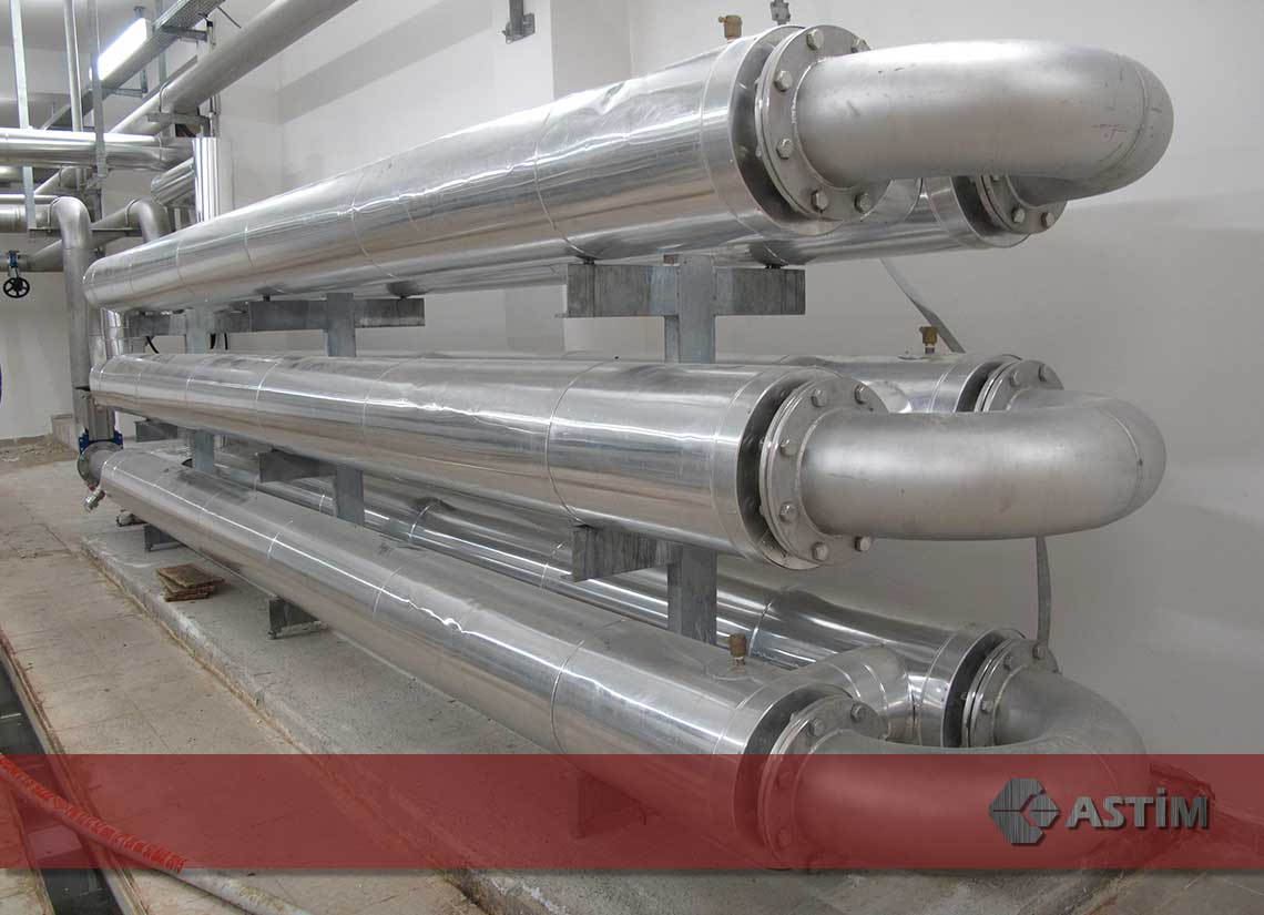 PIPE IN PIPE HEAT EXCHANGER : HEX