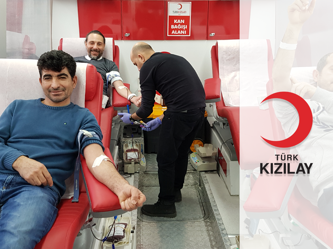 Blood & Stem Cell Donation From Astim